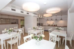 Restauracja w Hotelu Błękitny Żagiel w Gdyni